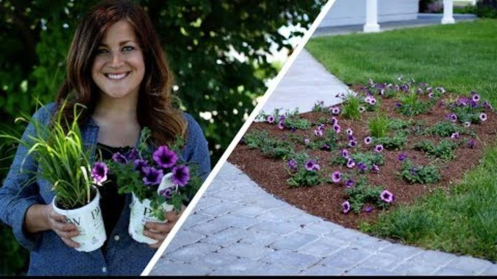 Tips for Planting Annuals in the Ground // Garden Answer