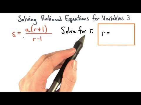 Solving Formulas Practice 3 - Visualizing Algebra thumbnail