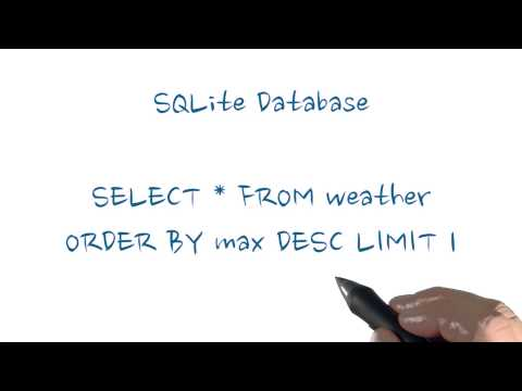 SQLite Databases - Solution - Developing Android Apps thumbnail