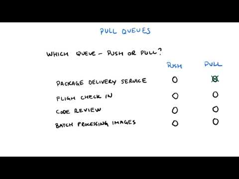 Pull Queues - Developing Scalable Apps with Java thumbnail