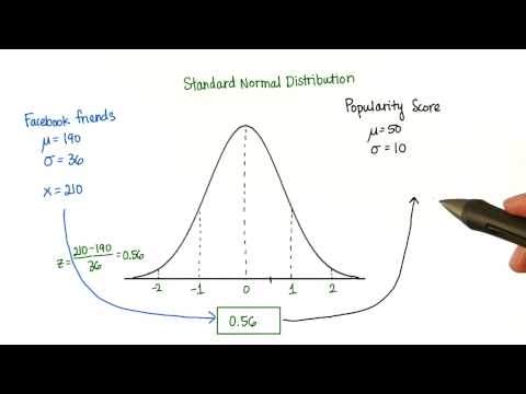 Convert to Popularity Score - Intro to Descriptive Statistics thumbnail