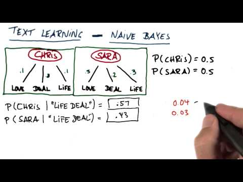 Posterior Probabilities - Intro to Machine Learning thumbnail