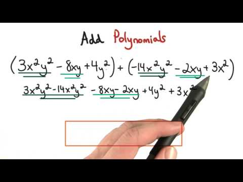 Add Polynomials Practice Check - Visualizing Algebra thumbnail