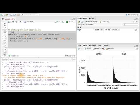 Omitting NA Observations - Data Analysis with R thumbnail