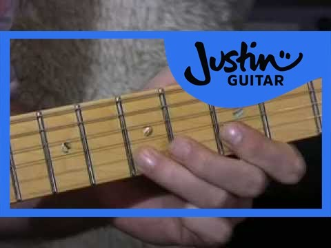 Blues Lead Guitar: The Dorian Approach (1/2) How to play #18of20 (Guitar Lesson BL-028) How to play thumbnail