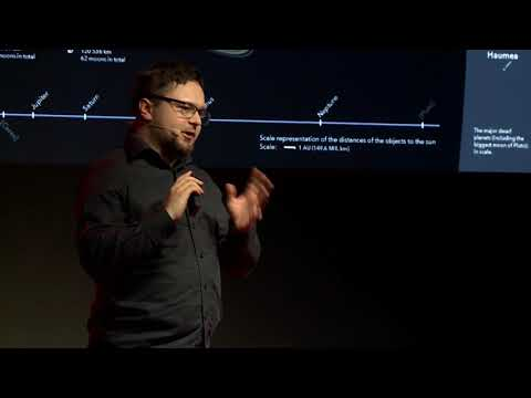 Can we save the Earth by going off-world? | Kamil Muzyka | TEDxWarsaw thumbnail