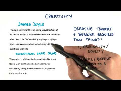Defining creativity - Intro to Psychology thumbnail
