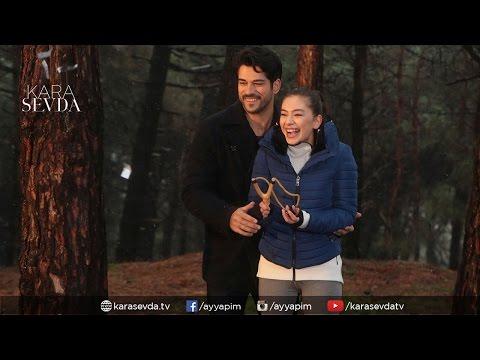 English - Kara Sevda 14 Bölüm Part 1 | Amara