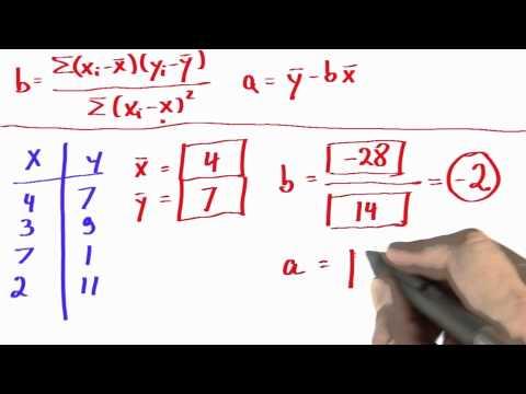 Regression 6 - Intro to Statistics thumbnail