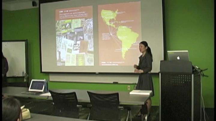 Abigail McEwen: Archiving Modern Latin American Art: Sites, Students and Collaboration in the Greater Washington Area
