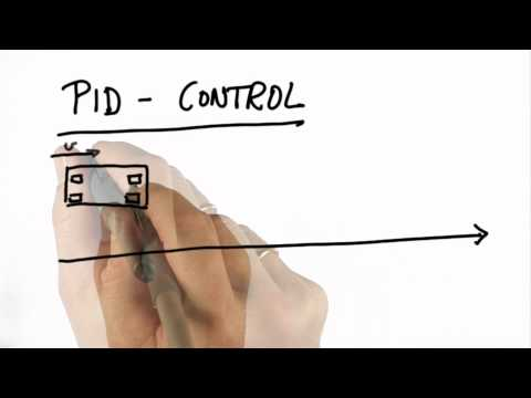 PID Control - Artificial Intelligence for Robotics thumbnail