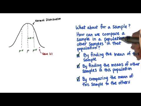 Compare Sample Means - Intro to Descriptive Statistics thumbnail