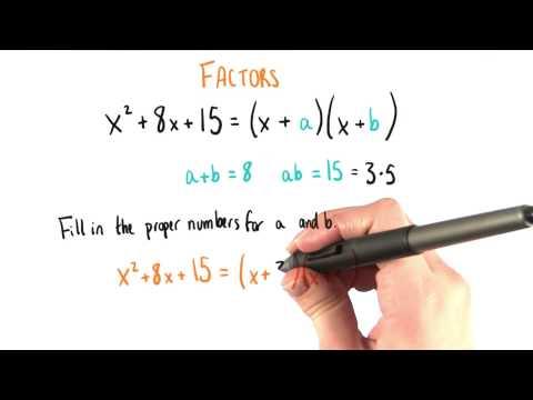 Calculate a and b - College Algebra thumbnail