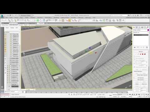 Revit Interoperability - Part 13 - Adjusting the Plaza thumbnail