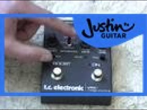 TC Electronic VPD1 REVIEW (Guitar Lesson GG-205) How to play thumbnail