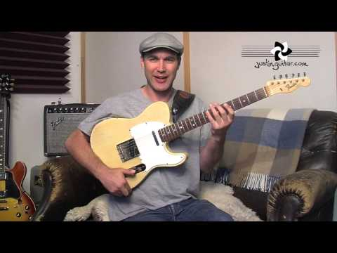 Guitar Quick Tip #7: Set Your Strap For Optimum Performance (Guitar Lesson QT-007) thumbnail