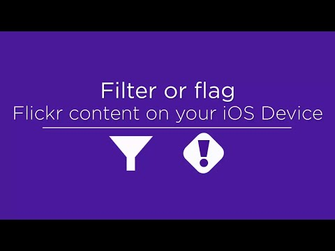 Filter or flag Flickr content on your iOS device thumbnail