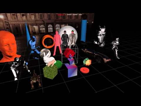 3D Scene - Interactive 3D Graphics thumbnail