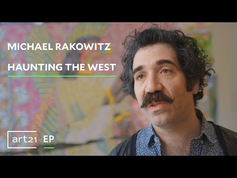 "Michael Rakowitz: Haunting the West | Art21 ""Extended Play"" thumbnail"