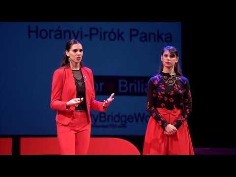 Tánc: vedd észre, hogy hatni fog rád!   Panka Horányi-Pirók & Zsófia Pirók   TEDxLibertyBridgeWomen thumbnail