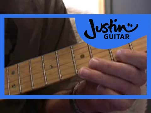 Blues Lead Guitar: Five Blues Licks #3of20 (Guitar Lesson BL-013) How to play thumbnail