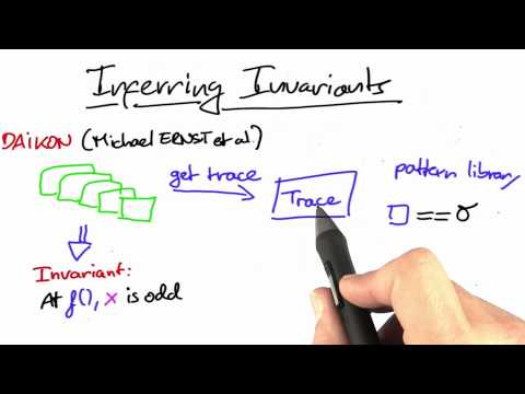 Inferring Invariants - Software Debugging thumbnail