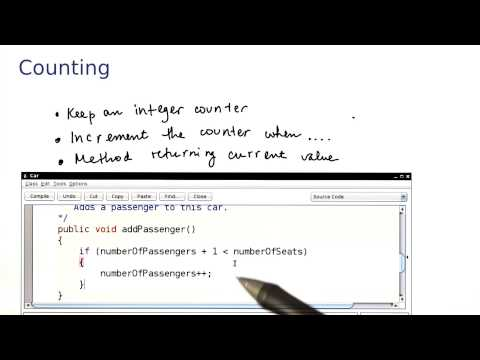 Counting - Intro to Java Programming thumbnail