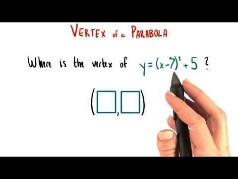 Vertex 3 - College Algebra thumbnail