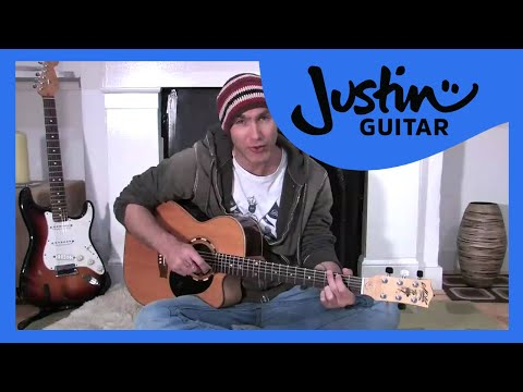 Rhythm Guitar Basics 4 (Guitar Lesson BC-165) Guitar for beginners Stage 6 thumbnail