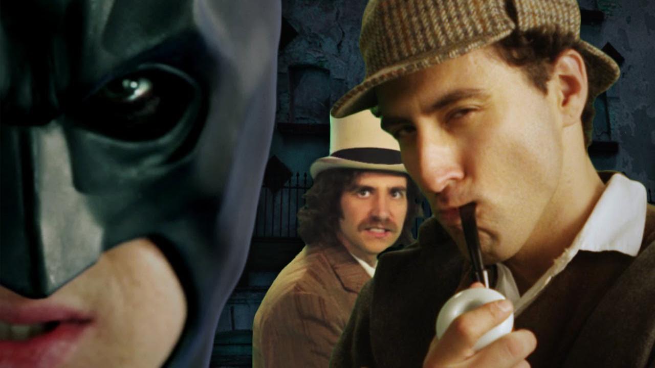 ERB - Batman vs Sherlock Holmes thumbnail