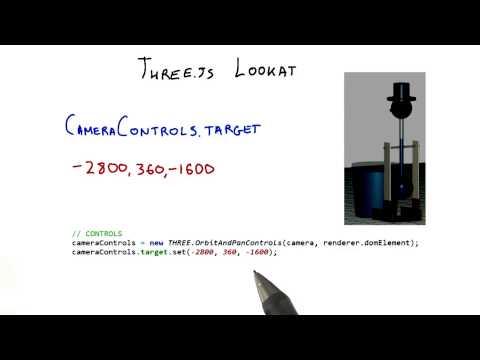 threejs Lookat - Interactive 3D Graphics thumbnail