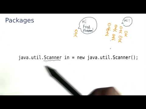 Packages - Intro to Java Programming thumbnail