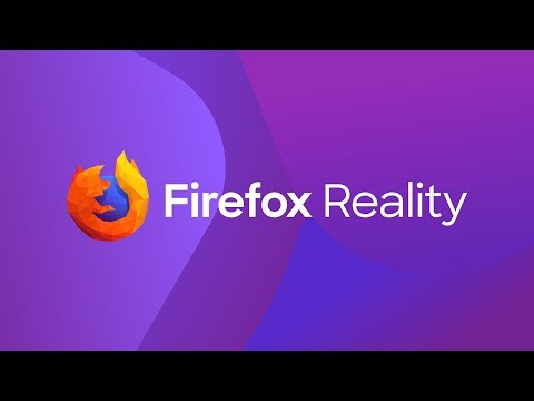 Firefox Reality - the VR browser for the open web thumbnail