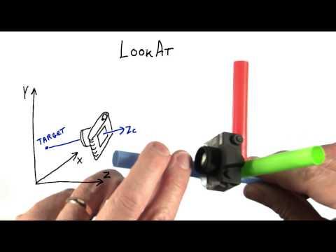 LookAt - Interactive 3D Graphics thumbnail