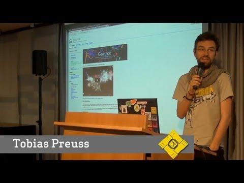 Git Merge • Gource (Tobias Preuss) thumbnail
