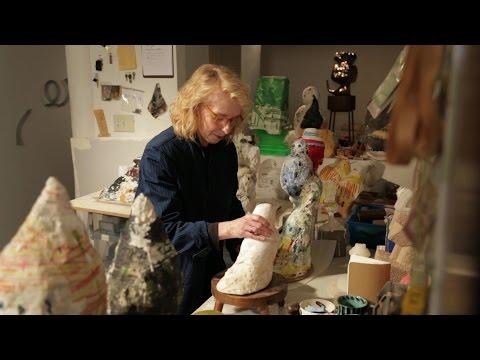 "Arlene Shechet: Sculpting Time | ART21 ""Exclusive"" thumbnail"