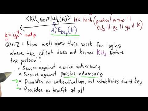 SSH Authentication Solution - Applied Cryptography thumbnail