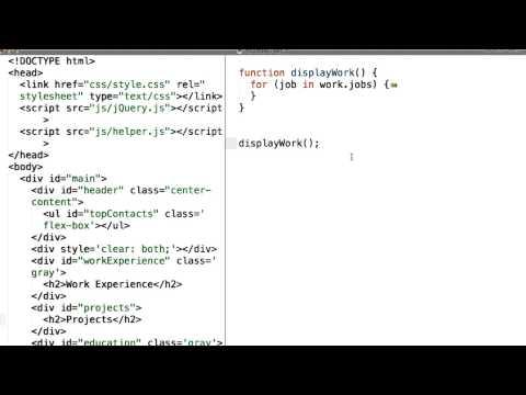 Click Metrics - JavaScript Basics thumbnail