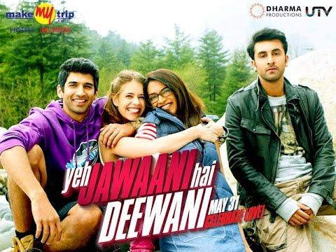 Yeh Jawaani Hai Deewani 2013 Hindi Full Movie 720p MP4