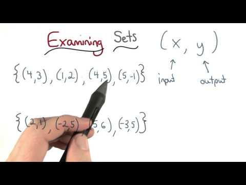 Examining Sets thumbnail