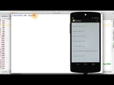 Adding Internet Permission - Developing Android Apps thumbnail