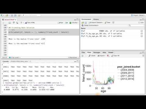 Friendships Initiated - Data Analysis with R thumbnail