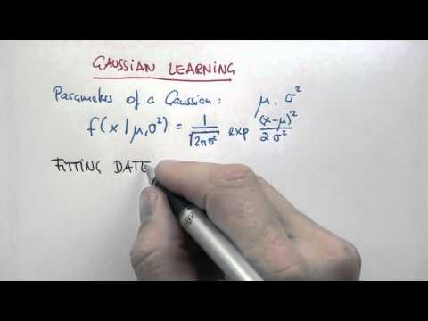06-15 Gaussian Learning thumbnail