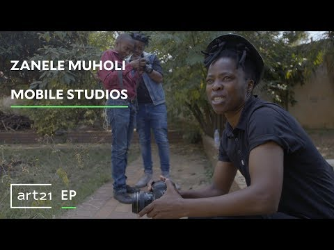 "Zanele Muholi: Mobile Studios | Art21 ""Extended Play"" thumbnail"