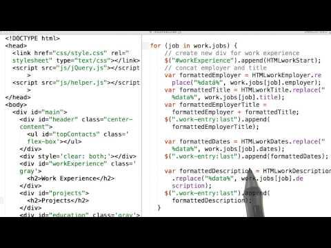 Work Solution - JavaScript Basics thumbnail