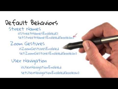 Default Behaviors thumbnail