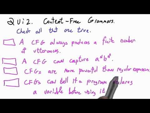 07-21 Context Free Grammar thumbnail