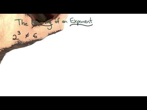 Meaning of an Exponent - Visualizing Algebra thumbnail
