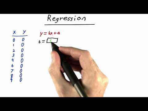Regression Solution - Intro to Statistics thumbnail