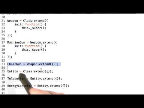 Classes - HTML5 Game Development thumbnail
